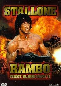 RamboFirst+Blood+Part+II+(1985) Rambo: First Blood Part II (1985)